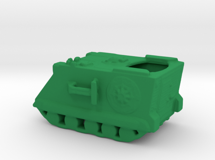 1/200 Scale M106 Mortar Carrier 3d printed