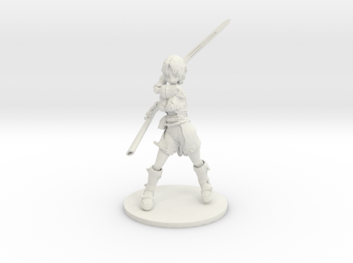 Half-Orc 3d printed