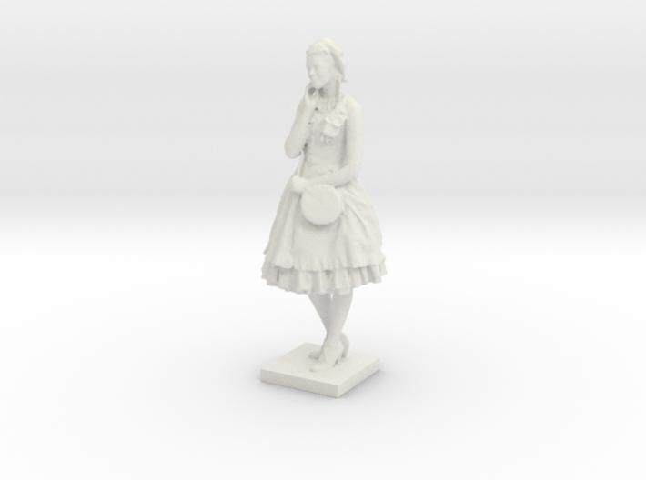 Printle C Femme 127 - 1/18 3d printed