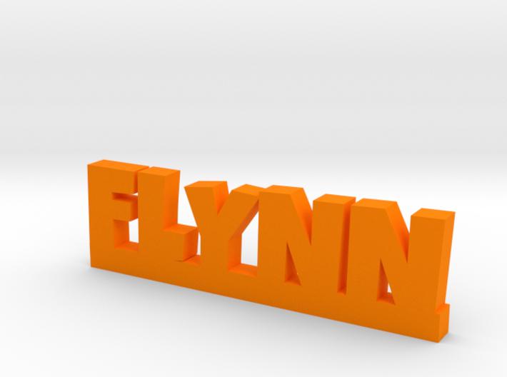 FLYNN Lucky 3d printed