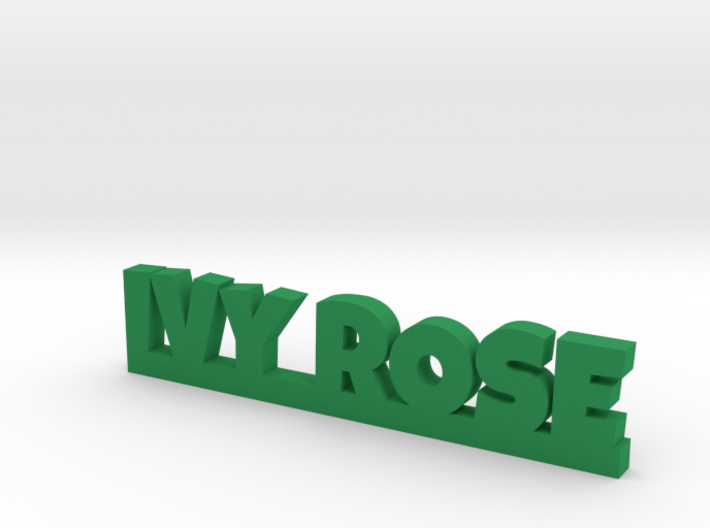 IVY ROSE Lucky 3d printed