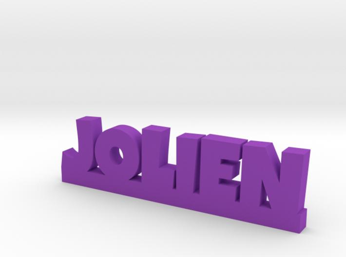 JOLIEN Lucky 3d printed