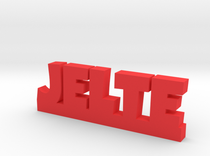 JELTE Lucky 3d printed