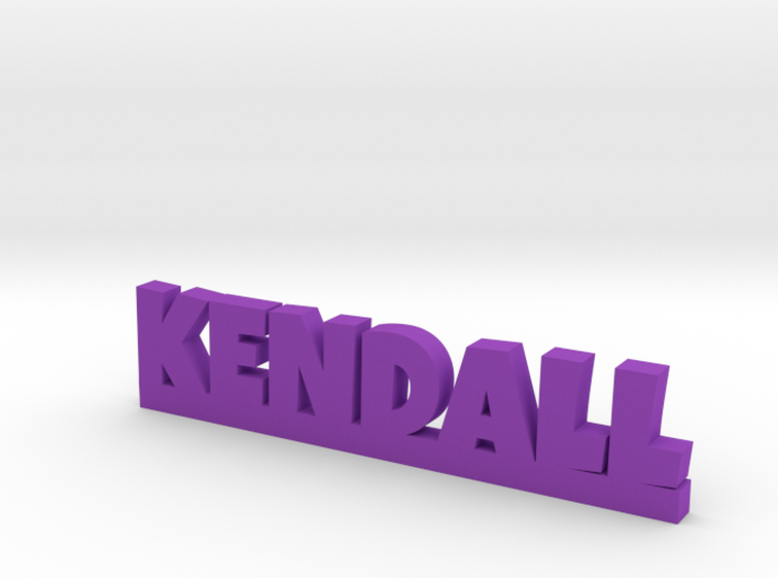 KENDALL Lucky 3d printed