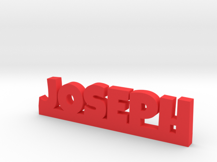 JOSEPH Lucky 3d printed