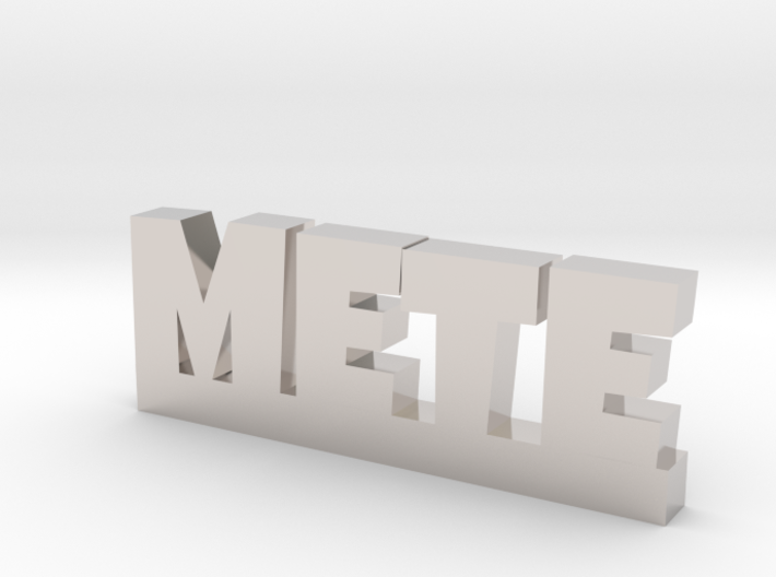 METE Lucky 3d printed