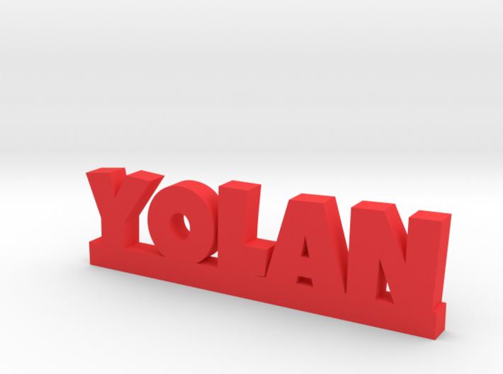 YOLAN Lucky 3d printed