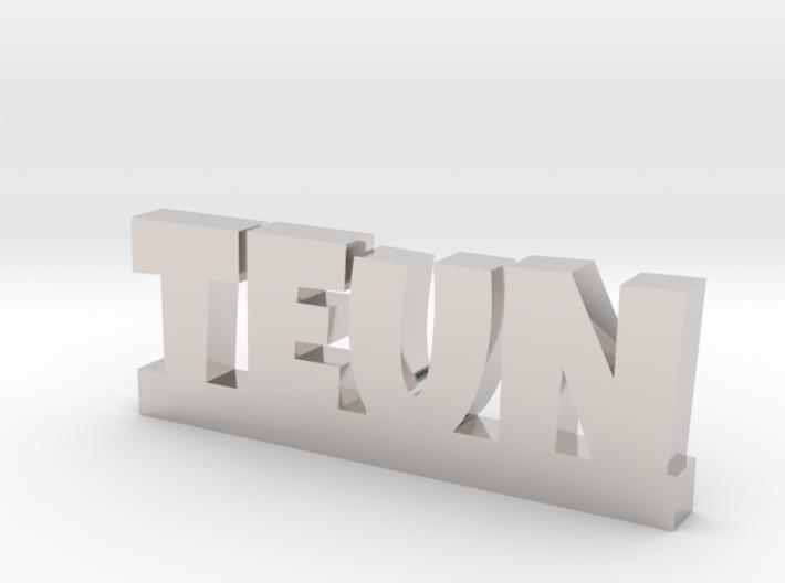 TEUN Lucky 3d printed