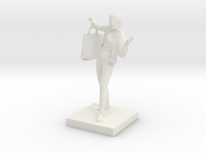 Printle C Femme 122 - 1/43 3d printed