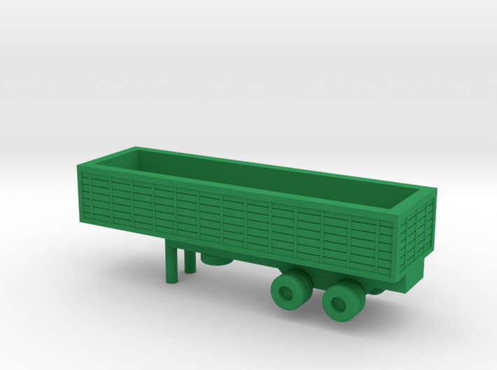 1/200 Scale M127 Trailer 3d printed