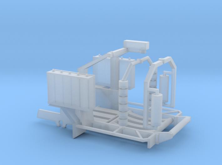 1/87 H0 Umbausatz Wickelkombination (V1) 3d printed