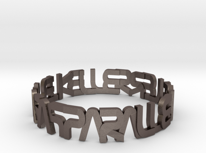 "The Parallelkeller ""Round'N'Round"" Var03 3d printed"