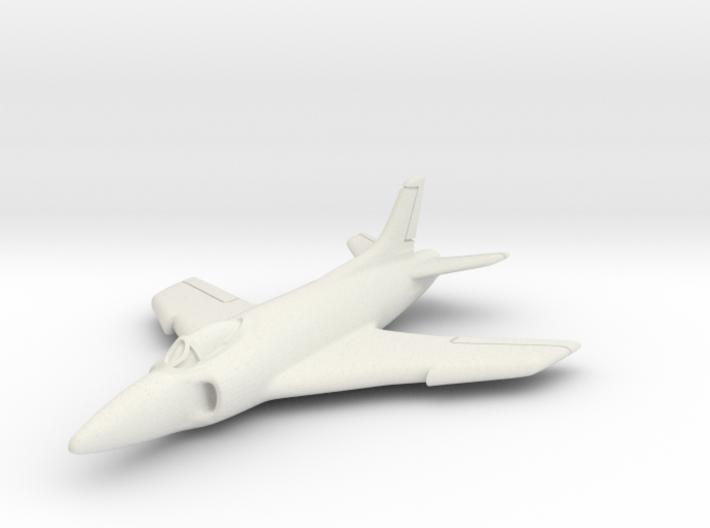 Supermarine Swift FR.5 1/144 3d printed