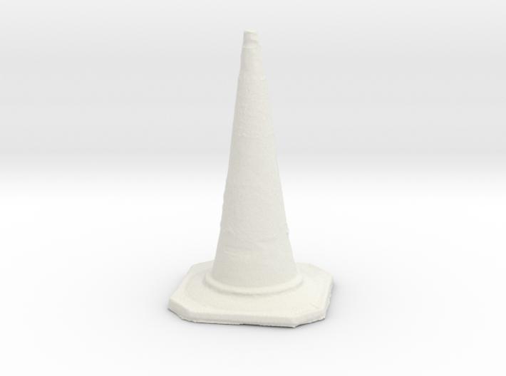 Printle Thing Work Street Cone 1/24 3d printed
