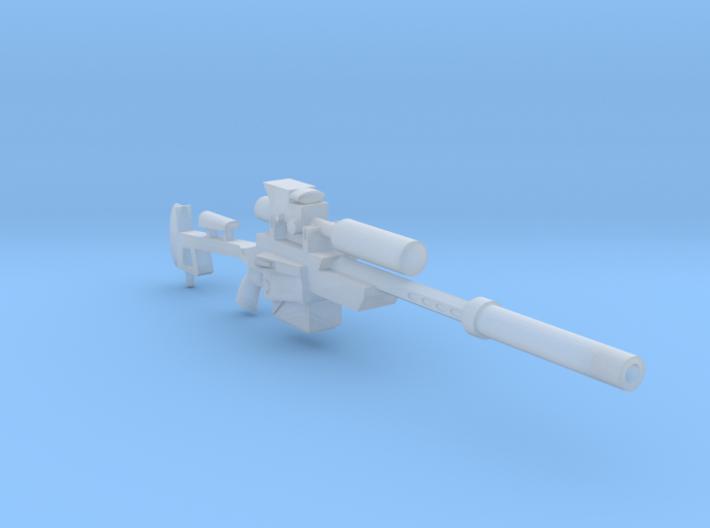 Heavy Laser Sniper (28mm) 3d printed
