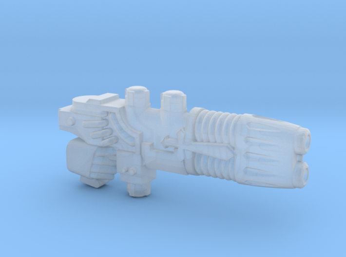Plasma Repeating Shotgun 3d printed