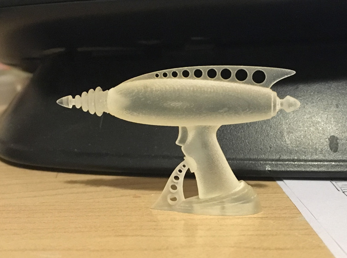 Ice Breaker Nozzles All A 1:6 scale 3d printed Nozzle seen with Ice Breaker Body