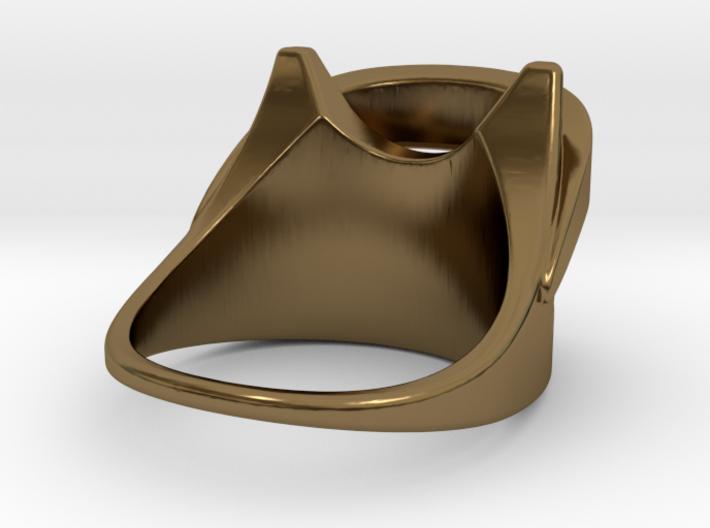Wind Ring S B 3d printed
