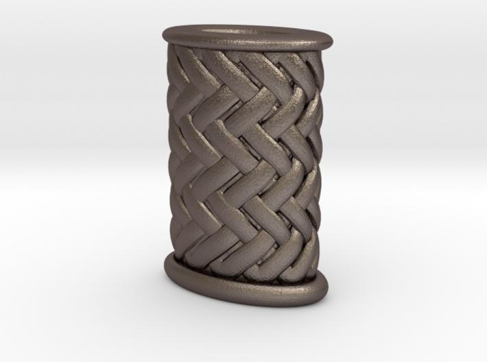 Messer-3-Griffstruktur for Steel-small 3d printed