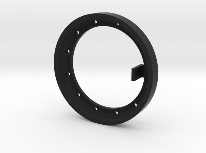 PL mount for Arri-Std adapter (Lock tab) 3d printed