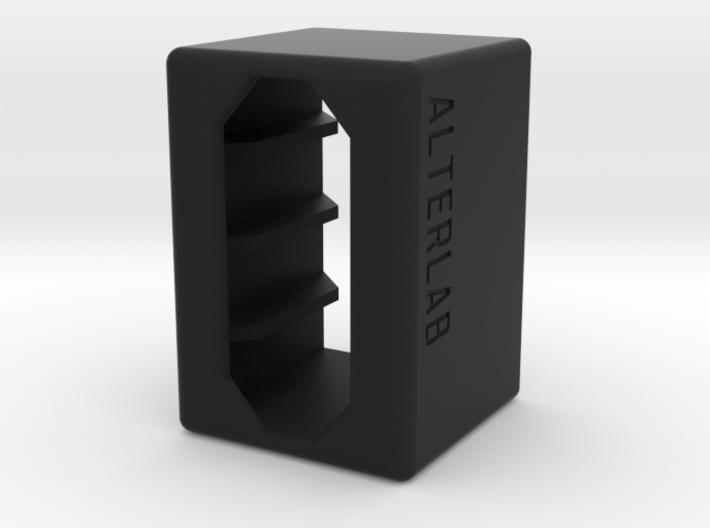 GoPro Hero4 battery case 3d printed