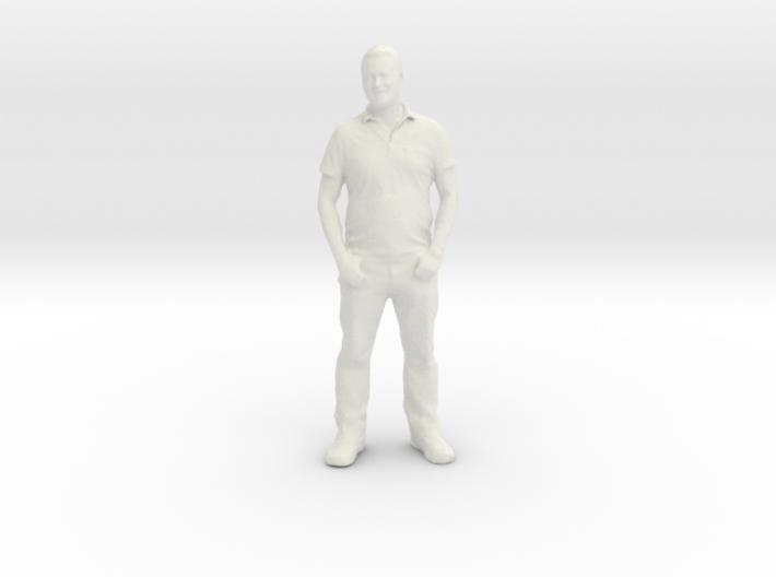 Printle C Homme 038 - 1/32 - wob 3d printed