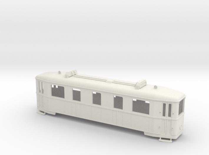 HAWA Triebwagen Spur 0f (1:45) 3d printed