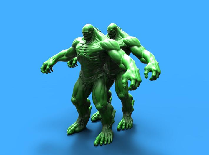 Abomination marvel (x2) 3d printed