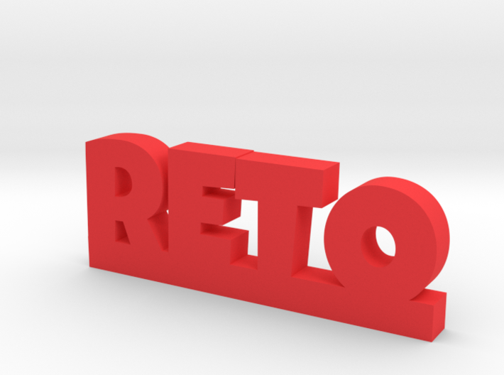 RETO Lucky 3d printed