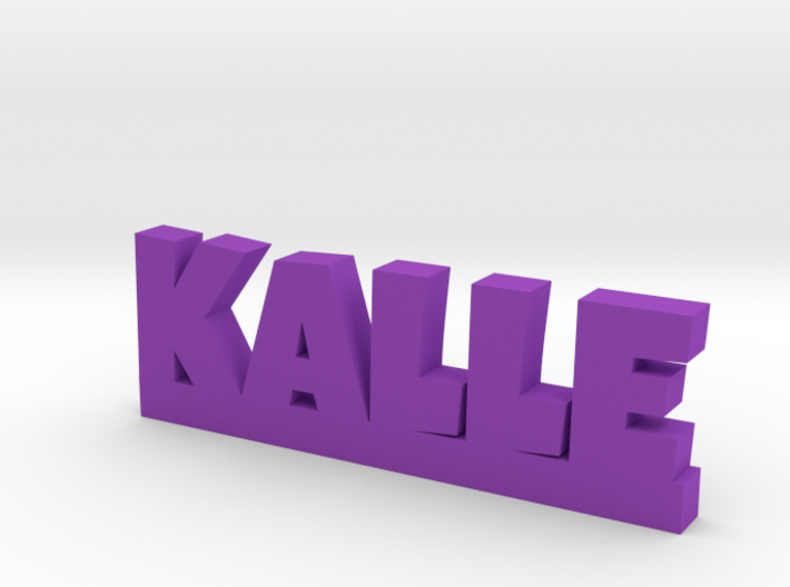 KALLE Lucky 3d printed