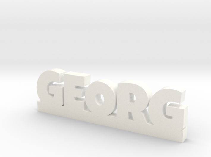 GEORG Lucky 3d printed