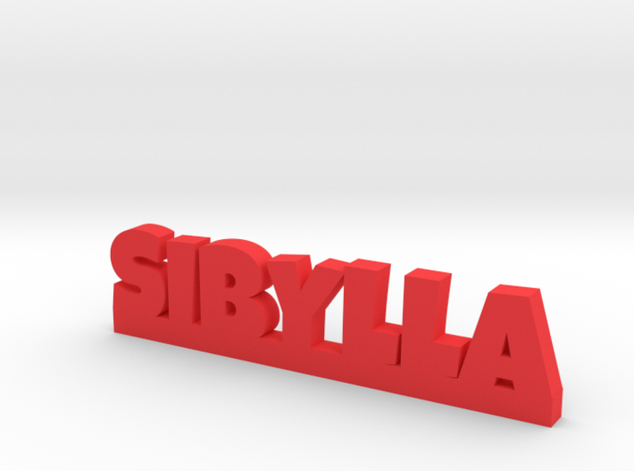 SIBYLLA Lucky 3d printed