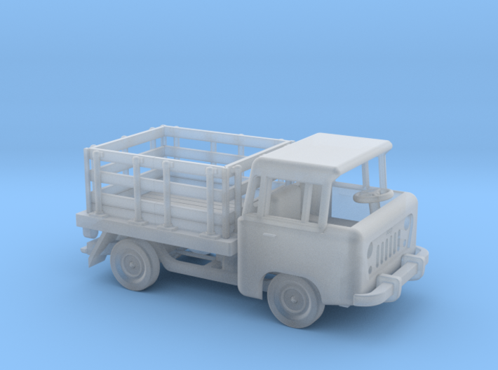 1959 FC150 Stakebed Pickup Truck 3d printed