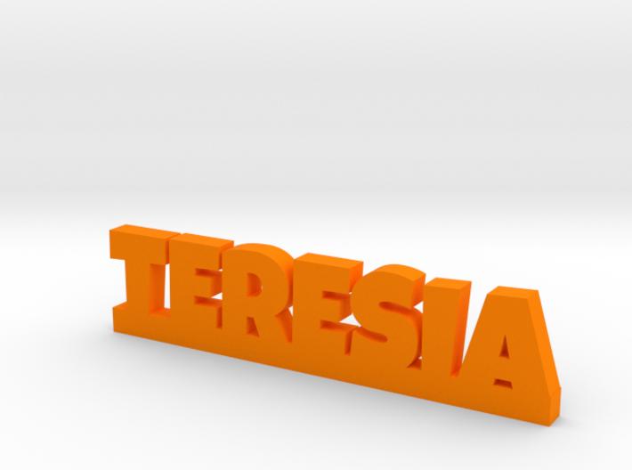 TERESIA Lucky 3d printed