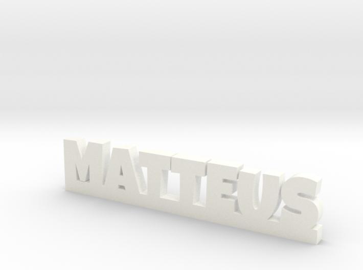 MATTEUS Lucky 3d printed