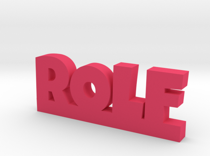 ROLF Lucky 3d printed