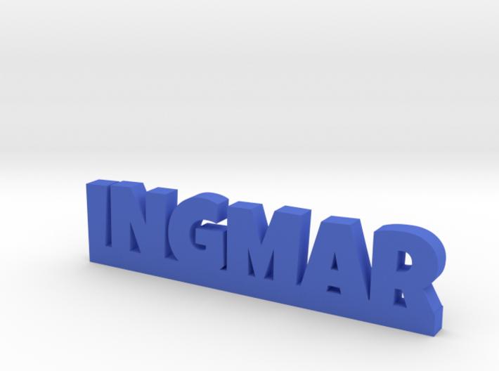 INGMAR Lucky 3d printed