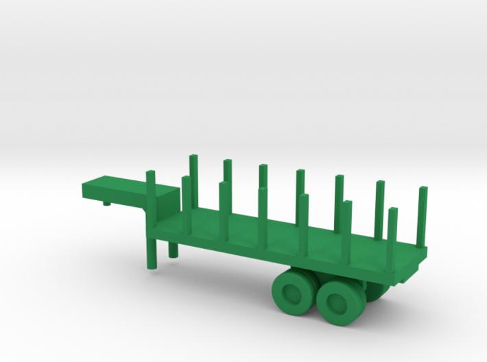 1/200 Scale M269 Semitrailer Low Bed 3d printed