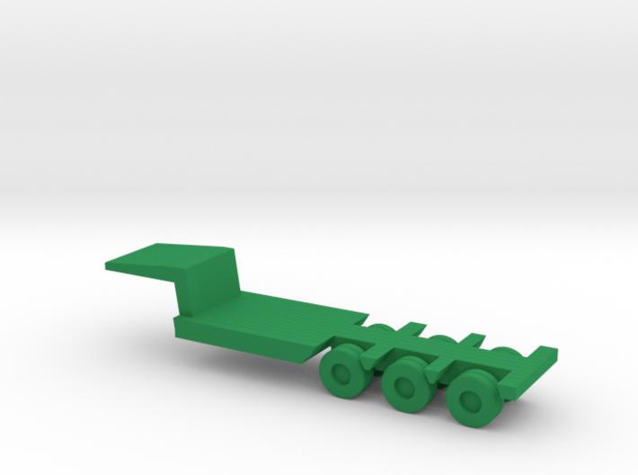 1/144 Scale M870 Semitrailer Low Bed 3d printed