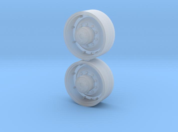 1/64 Scale 30 Inch FWA Wheel 3d printed