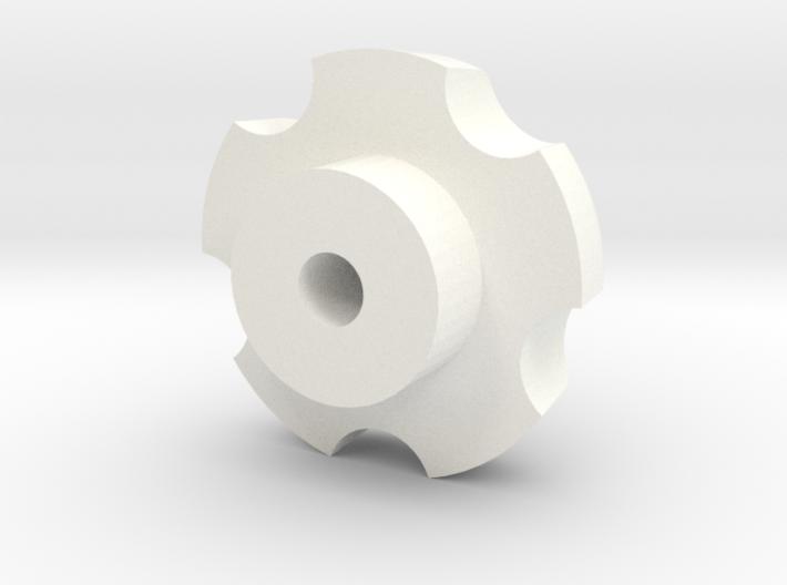 Hub cap for alloy rim D90 D110 1:10 3d printed