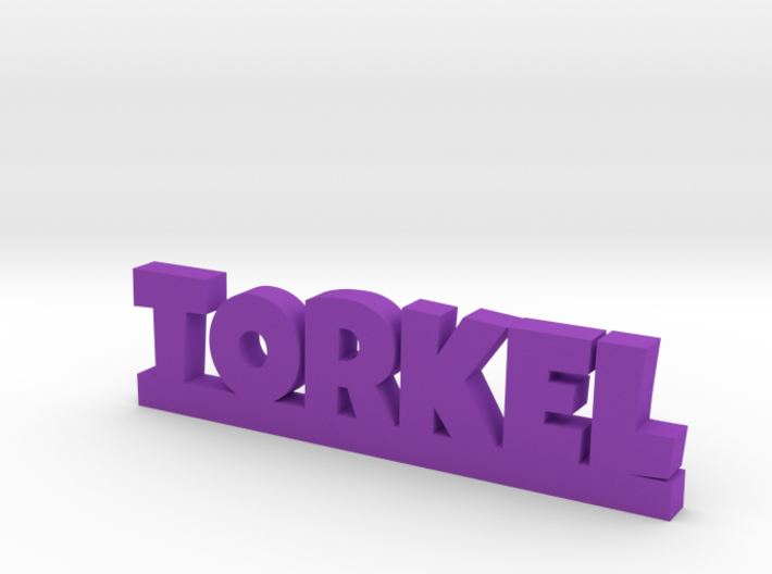 TORKEL Lucky 3d printed