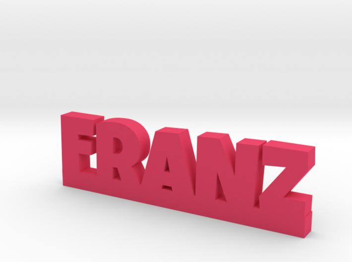 FRANZ Lucky 3d printed