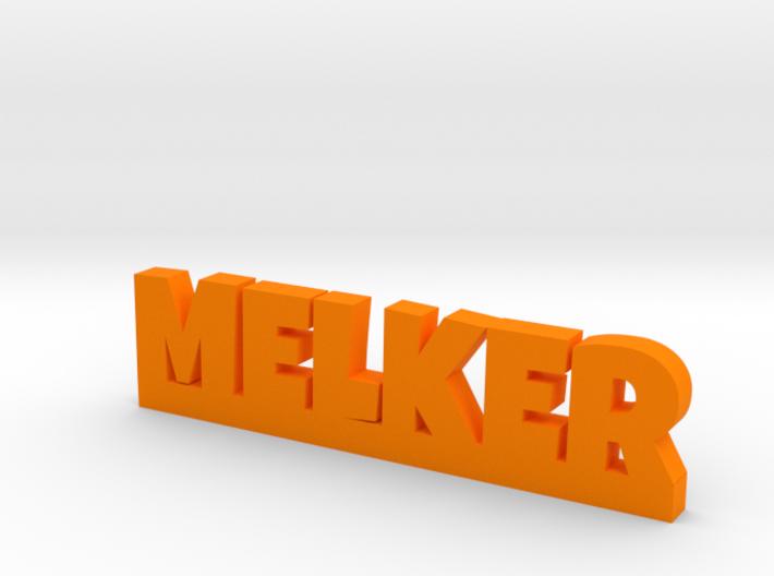 MELKER Lucky 3d printed