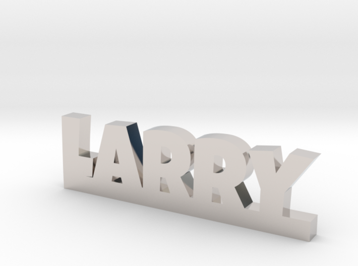 LARRY Lucky 3d printed