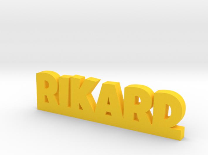RIKARD Lucky 3d printed