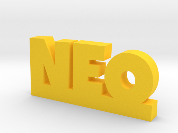 NEO Lucky 3d printed