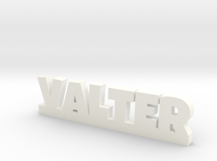 VALTER Lucky 3d printed
