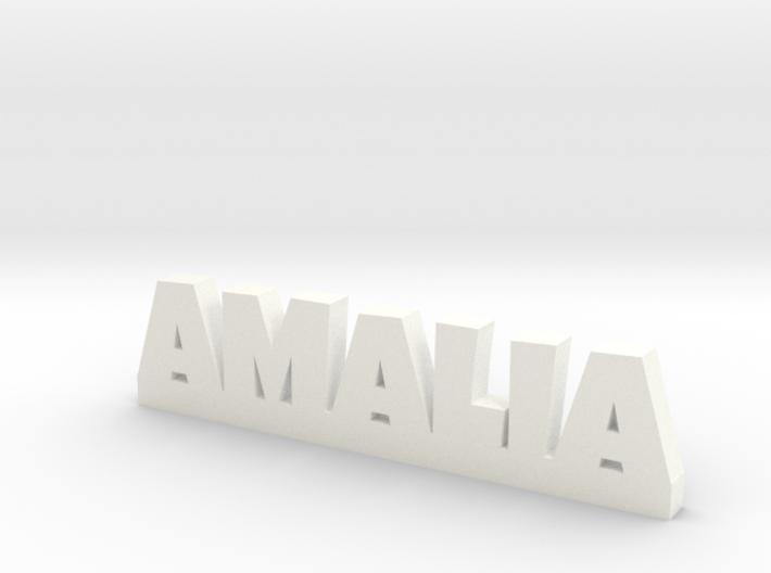 AMALIA Lucky 3d printed