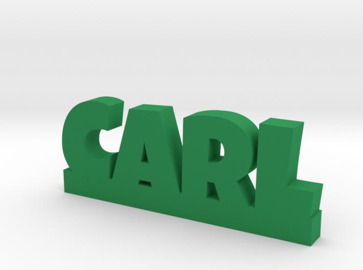 CARL Lucky 3d printed